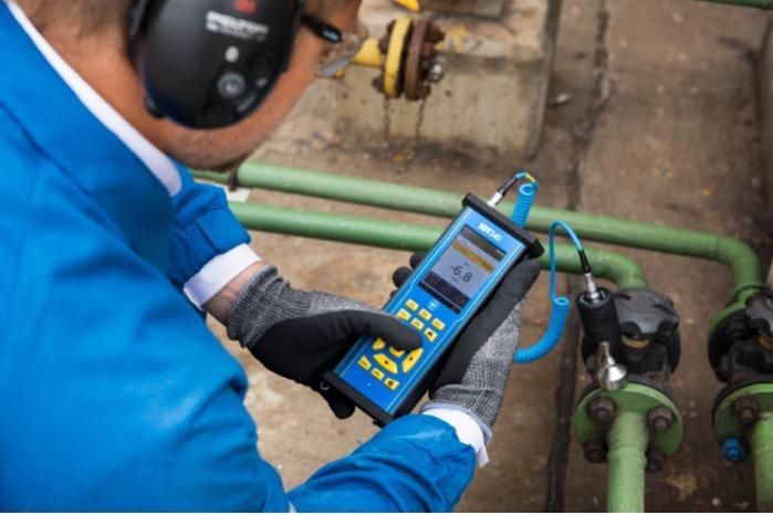 SDT340 - Detecte, determine tendencias y analice el ultrasonido y las vibraciones
