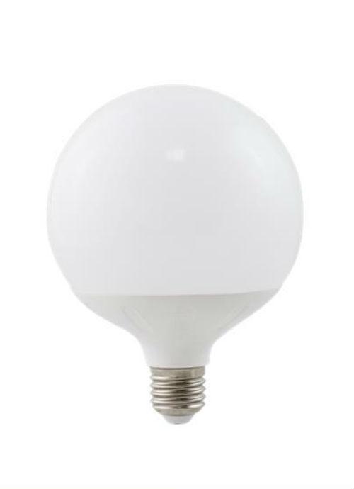 Lampadine LED Globo E27 - 18/20W opaca 3000K 1440/1530/1600/1700lm