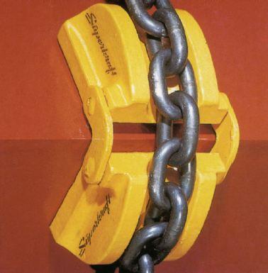 Coins magnétiques - Coins de protection articulés pour câbles et chaînes