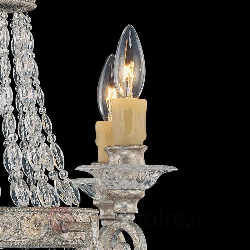 Lustre SHEREZADE à 4 lampes - Lustres en cristal