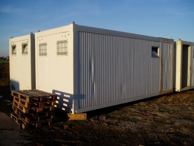 Container - Übersicht - Sanitärcontainer