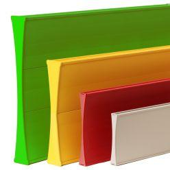 Shelf edge profiles - null