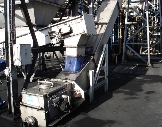 Convoyeur à chaines - Environnement et recyclage