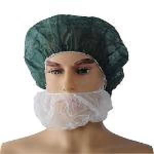 Cubiertas de barba desechables -
