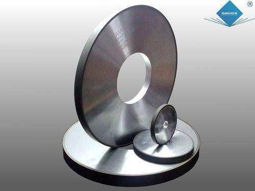 Diamond/CBN grinding wheels in resin and vitrified bond - Diamond / CBN grinding wheels in resin and ceramic / vitrified bond