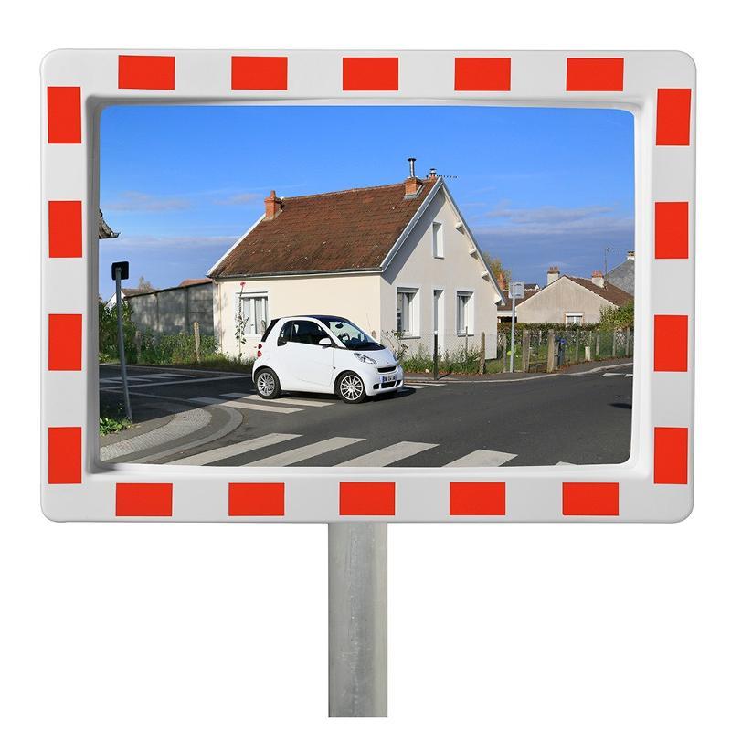 Miroir de contrôle de la circulation - Industrie &... - Mobilier urbain