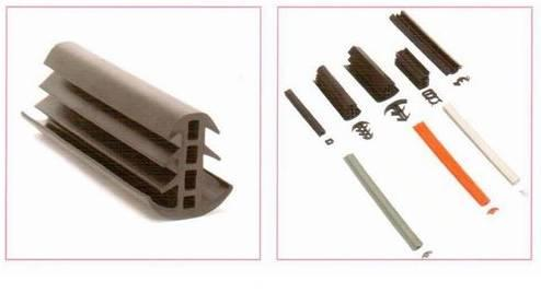 Joint sealant profiles -
