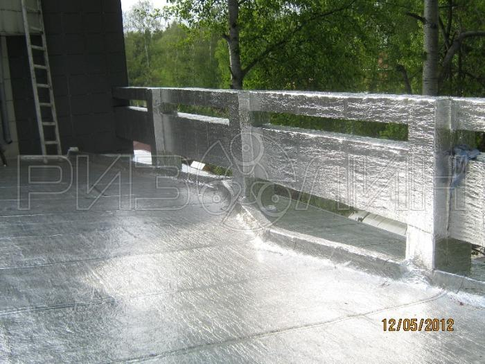 IMPERMEABILIZANTES PARA LA CONSTRUCCION - Autoadhesivo, con revestimiento de papel de aluminio