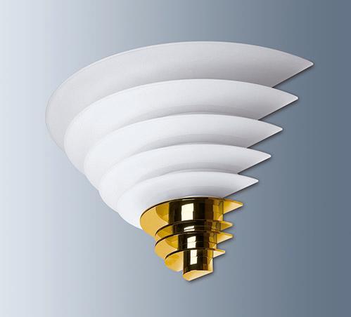 أضواء حائطية من طراز أرت ديكو - 19 C ter إشارة