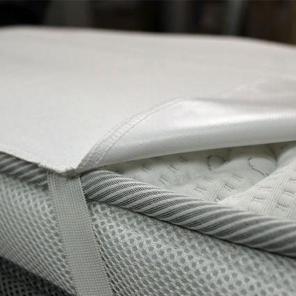 Protections de Matelas et d'Oreillers - Protège Matelas Proteclit PVC imperméable