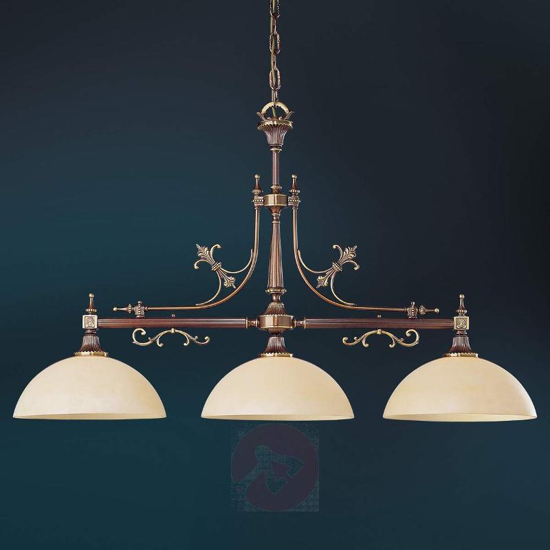 Three-bulb pendant light Casino - Pendant Lighting
