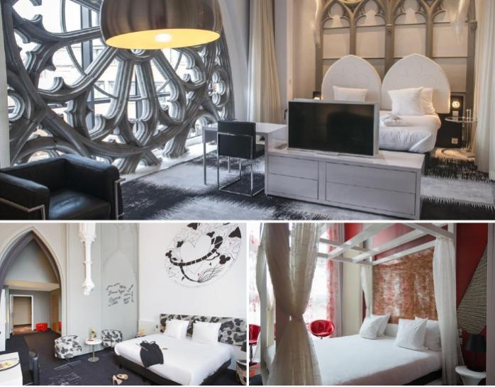 Reference - Dream Hotel **** - Hit Preless - Hotel and object furnishing