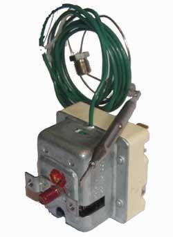 Limiteurs de température à réarmement manuel - Type 55 13 Unipolaire