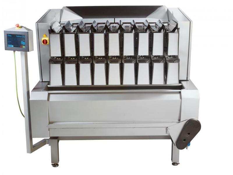 NEWTEC PESEUSE  - Machine 4009B2