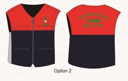Sleeveless coat K05 - Coat & Jacket