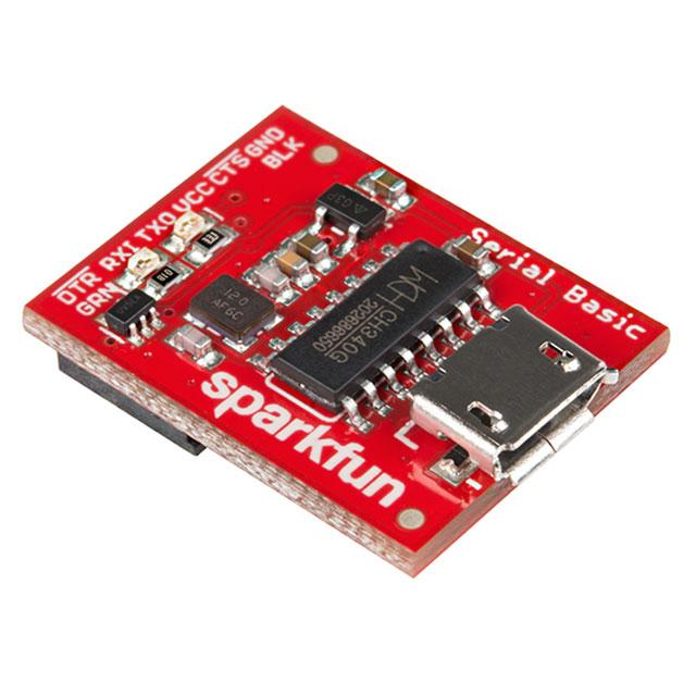 IC CONVERT USB TO SERIAL - SparkFun Electronics DEV-14050