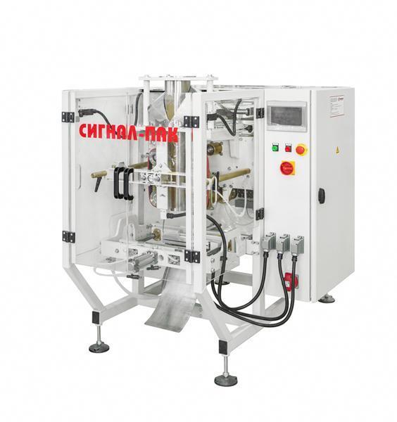 Vertical packaging machine М1M - VERTICAL PACKAGING MACHINES