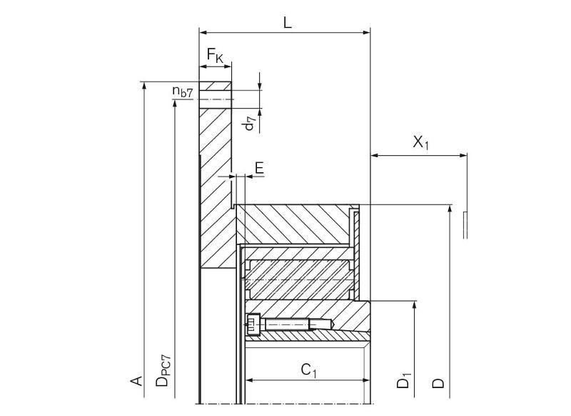 TSCHAN® TNR 2425.2 - TSCHAN