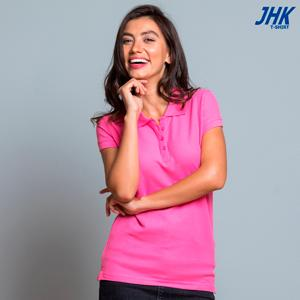 POLO REGULAR LADY - REF: POPL200  Polo piqué para mujer de manga corta, 100% algodón