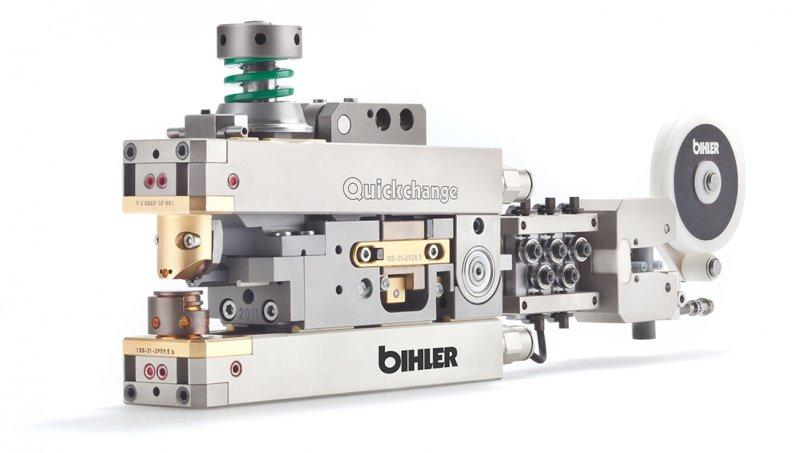 Contact welding units - Quickchange - Powerful Quickchange contact welding units for mass production