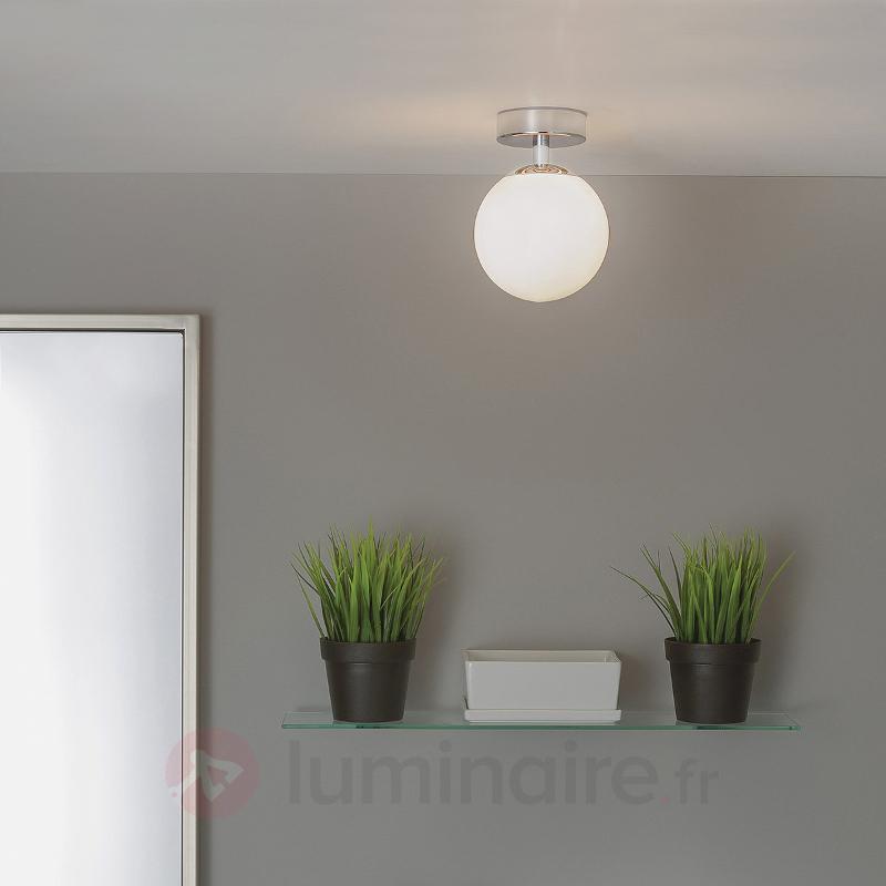 Plafonnier-sphère décoratif DENVER - Salle de bains