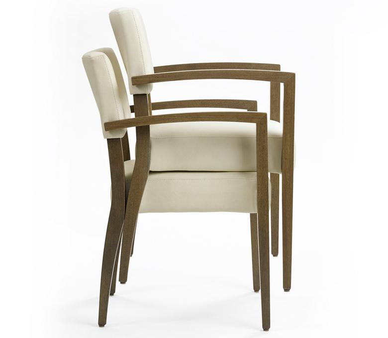 chaises - BRINDISI +AB STACKABLE