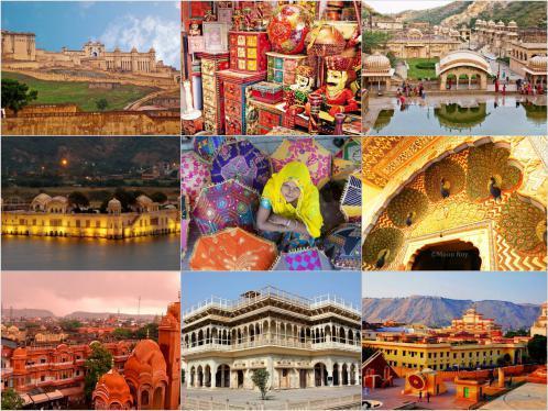 2N 3D Jaipur Sightseeing Tour From Delhi - Rajastha Tour Packages - Jaipur Travel
