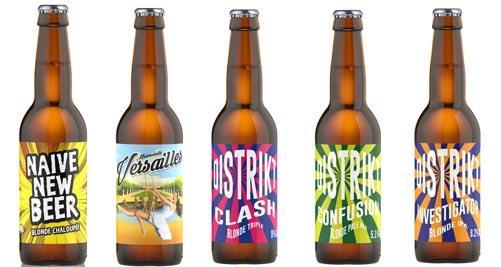 Distrikt Beer - Bière Artisanale DISTRIKT