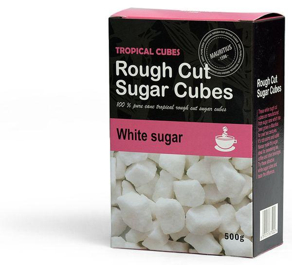 Packaging Sugar cubes - White Sugar - White label