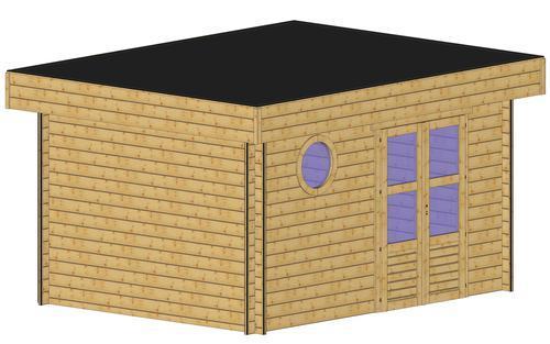 CONSTRUCTION EN BOIS - Gamme DESIGN