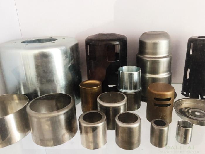 Deep Drawn Parts - China Metal Stamping Factory Custom Deep Drawn Parts By Deep Drawing Processing