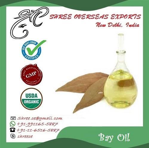 Organic Bay Oil