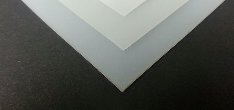 Silicone Rubber Sheet (Solid) - SuperVac Silicone Sheet