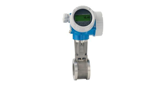 Proline Prowirl D 200 Vortex flowmeter -