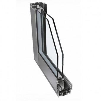 SLIDING 600TT EVO - Aluminiumfenster