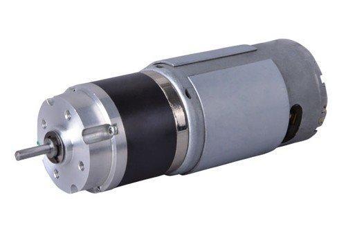 GM33 Plastic Planetary Gear Motor - Gear motor range