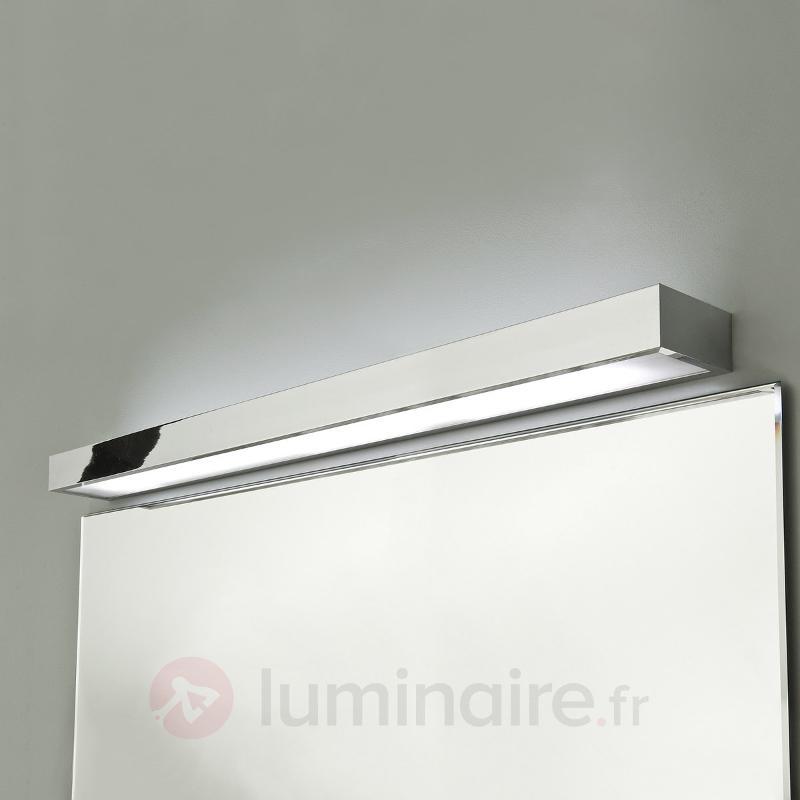 Gracieuse applique TALLIN, longueur 90 cm - Appliques chromées/nickel/inox
