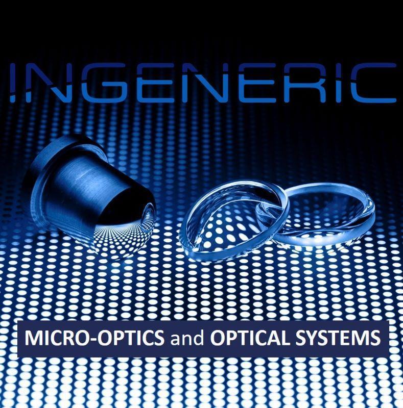 Hochpräzise Mikro-Optiken und optische Systeme von INGENERIC - Weltweit führend in Design und Herstellung