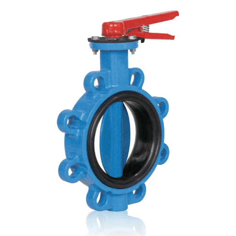 BUTTERFLY VALVE / LUG TYPE - BUTTERFLY VALVE / LUG TYPE ( Dn40 to Dn300)