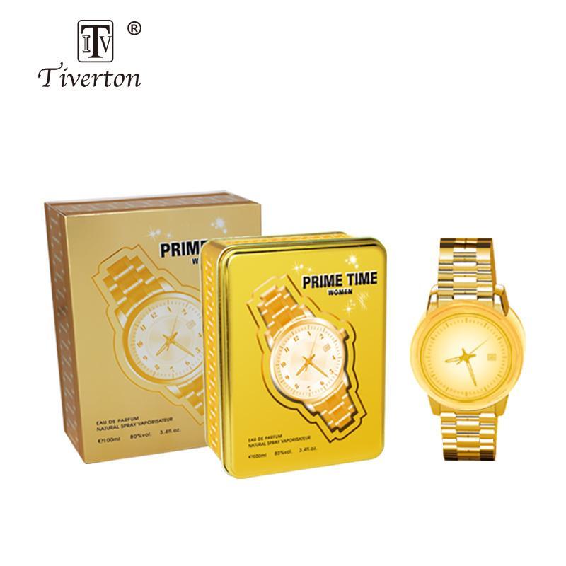 Prime Time Gold Edp 100 Ml - Tiverton