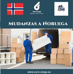 Mudanzas a Noruega - Desde España y otros países de la Unión Europea
