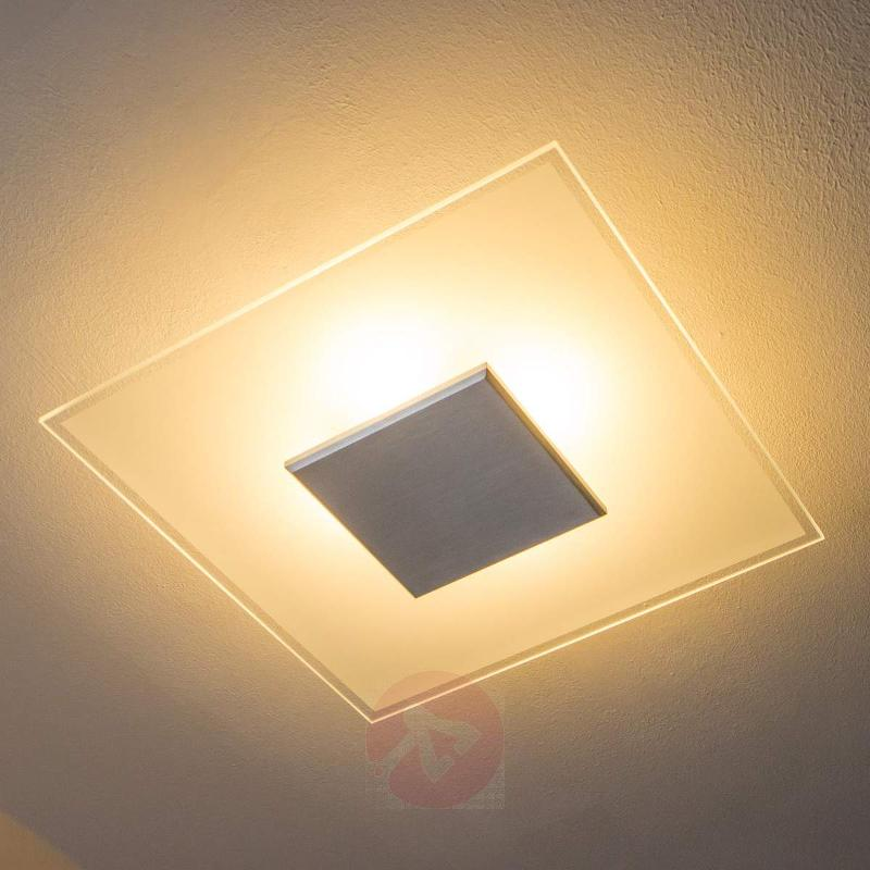 Lole dimmable led ceiling lamp made of glass ceiling lights lights lole dimmable led ceiling lamp made of glass ceiling lights aloadofball Image collections