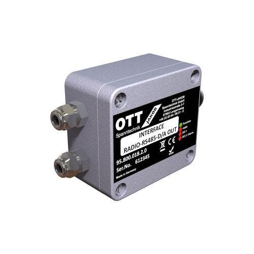 Antennen-Empfänger RS485 - Antennen-Empfänger RS485 für Power-Check 2 und Power-Check Magazine