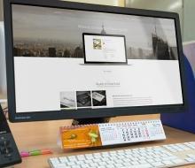 Calendriers de bureau - Screen Desk Calendar