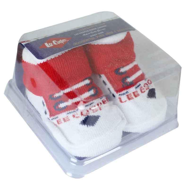 Großhändler kleidung socken baby lizenz Lee Cooper - Socken