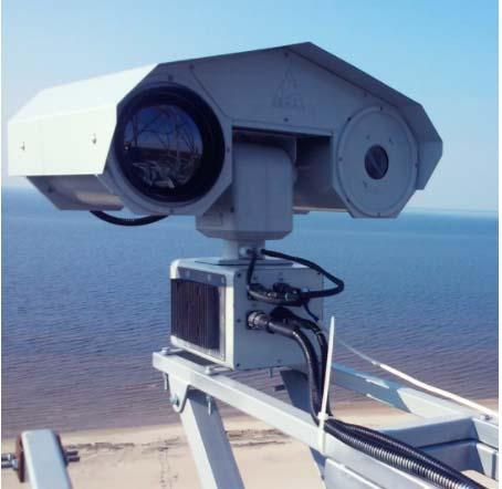 """""""Кивер"""" - Двухспектральная система видеонаблюдения"""