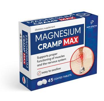 Magnesium Cram Max - null