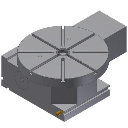 NC rotary table / horizontal - NC rotary table SKH-NC4
