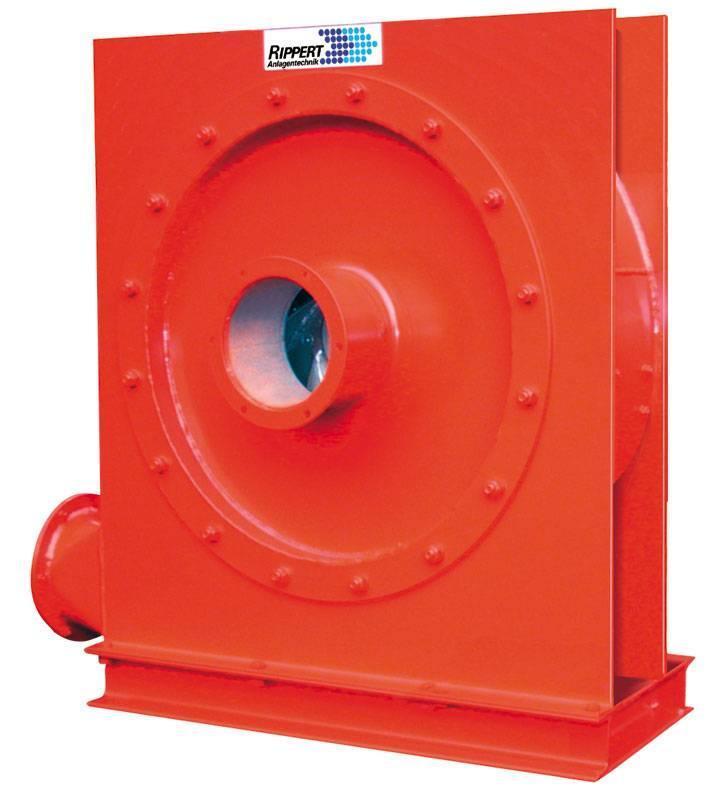 industrial-fans - High-pressure fan