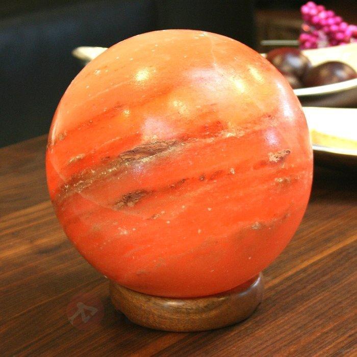 Lampe de sel MARS ronde - Lampes de sel